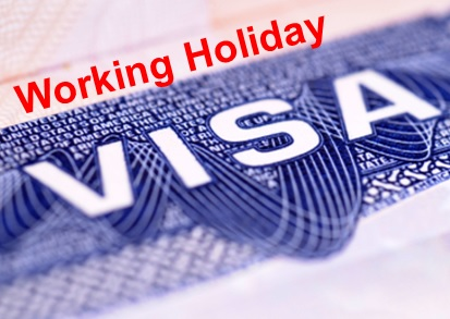 Working Holiday Visa for Japanese