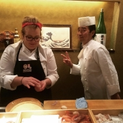 Japanese dining Sharaku in Hakuba