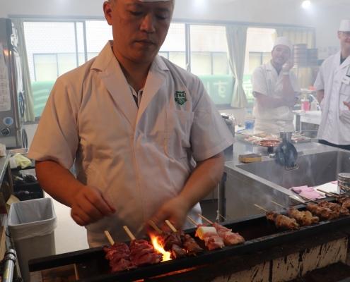 Yakitori Grill Practice