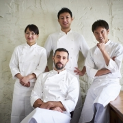 Chef job listing in Japan