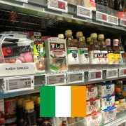 Japanese Grocery Stores in Ireland
