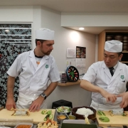 Private Sushi Class at Tokyo Sushi Academy