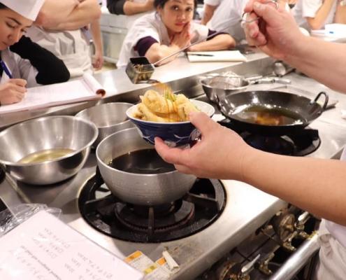 Anago Tempura Rice Bowl