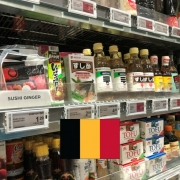 Japanese Grocery Stores in Belgium