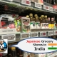 Japanese Grocery Stores in India
