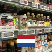 Japanese Grocery Stores in Netherlands
