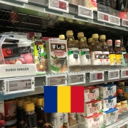 Japanese Grocery Stores in Romania