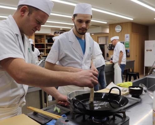 How to make anago tempura