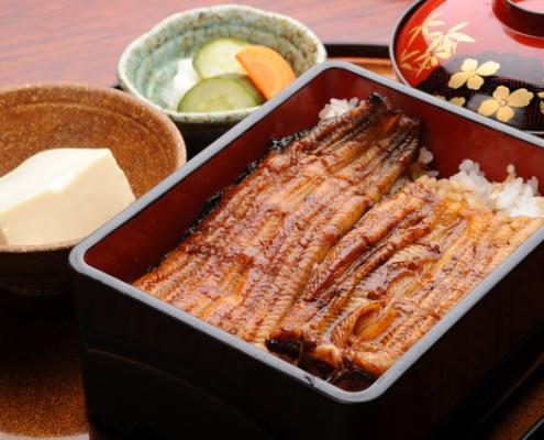 Unagi Kabayaki Rice Bowl