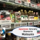 Japanese Grocery Stores in Malaysia