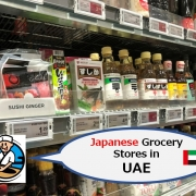 Japanese Grocery Stores in United Arab Emirates