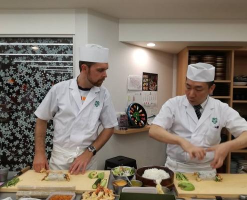Private Sushi Lesson