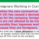 For Foreigners working in companies