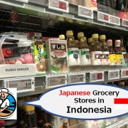 Japanese Grocery Stores in Indonesia