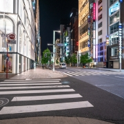 Coronashock in Japan