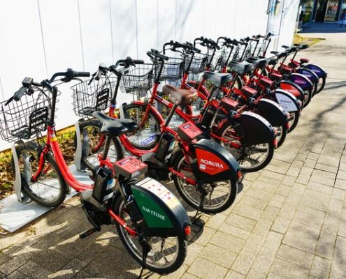 Docomo Rental Bike