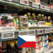 Japanese Grocery Stores in Czech