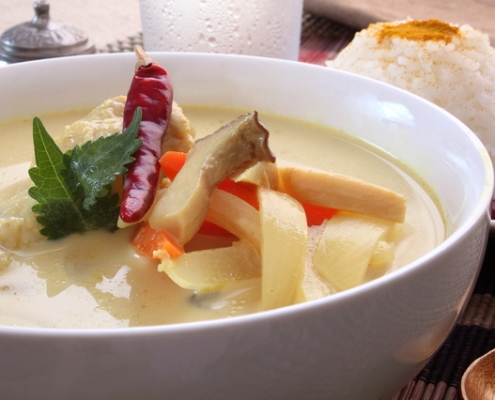 White Curry
