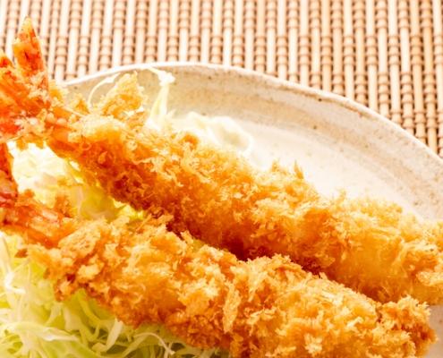 Fried Shrimp (Ebi Fry)