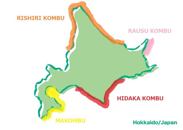 KOMBU in HOKKAIDO