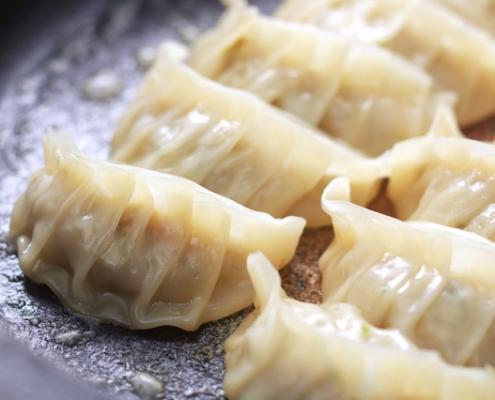 How to make yaki-gyoza